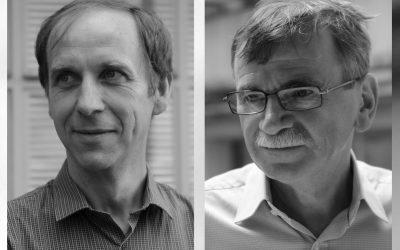 Markus Reuter und Michael Buchfelner